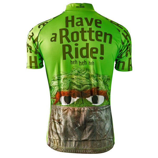 Oscar the Grouch Cycling Jersey (Men's)