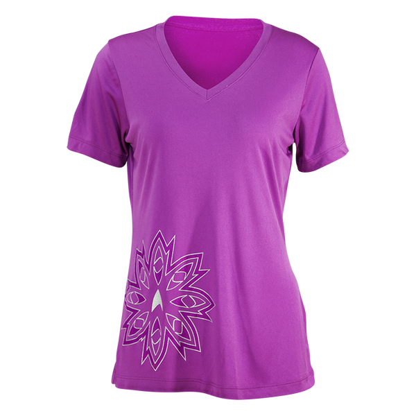"Star Trek ""Floret"" Running Shirt (Women's)"