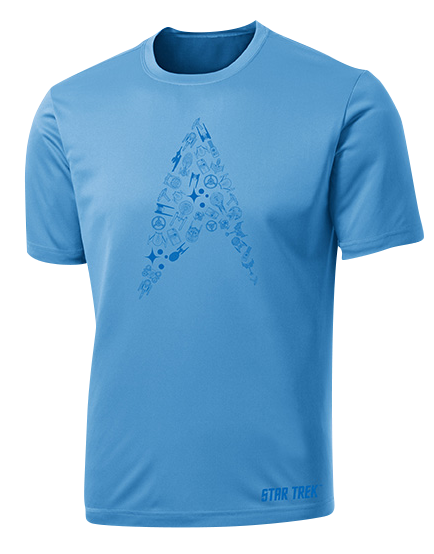 Star Trek Cadet Running Shirt (Men's)