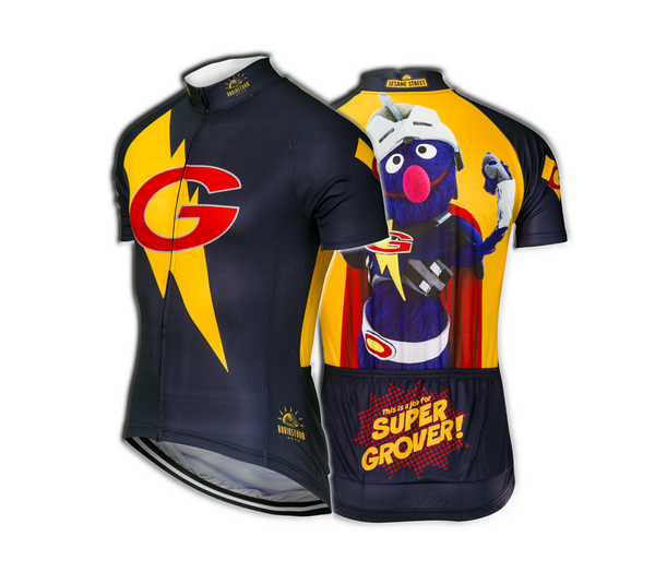 Super Grover Cycling Jersey (Men's)