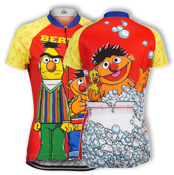 Bert & Ernie Cycling Jersey (Women's)