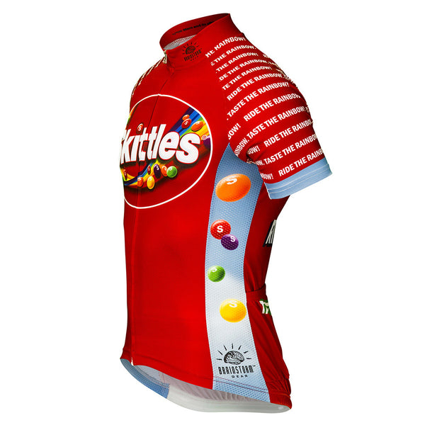 "Skittles® ""Ride the Rainbow"" Cycling Jersey (Men's)"