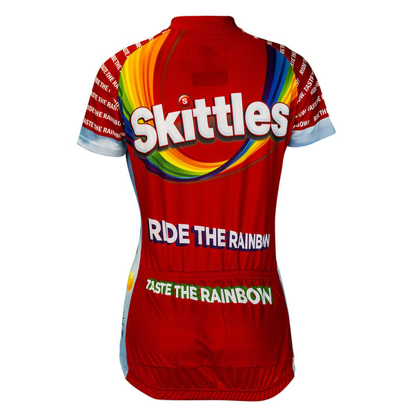 "Skittles® ""Ride the Rainbow"" Cycling Jersey (Women's)"