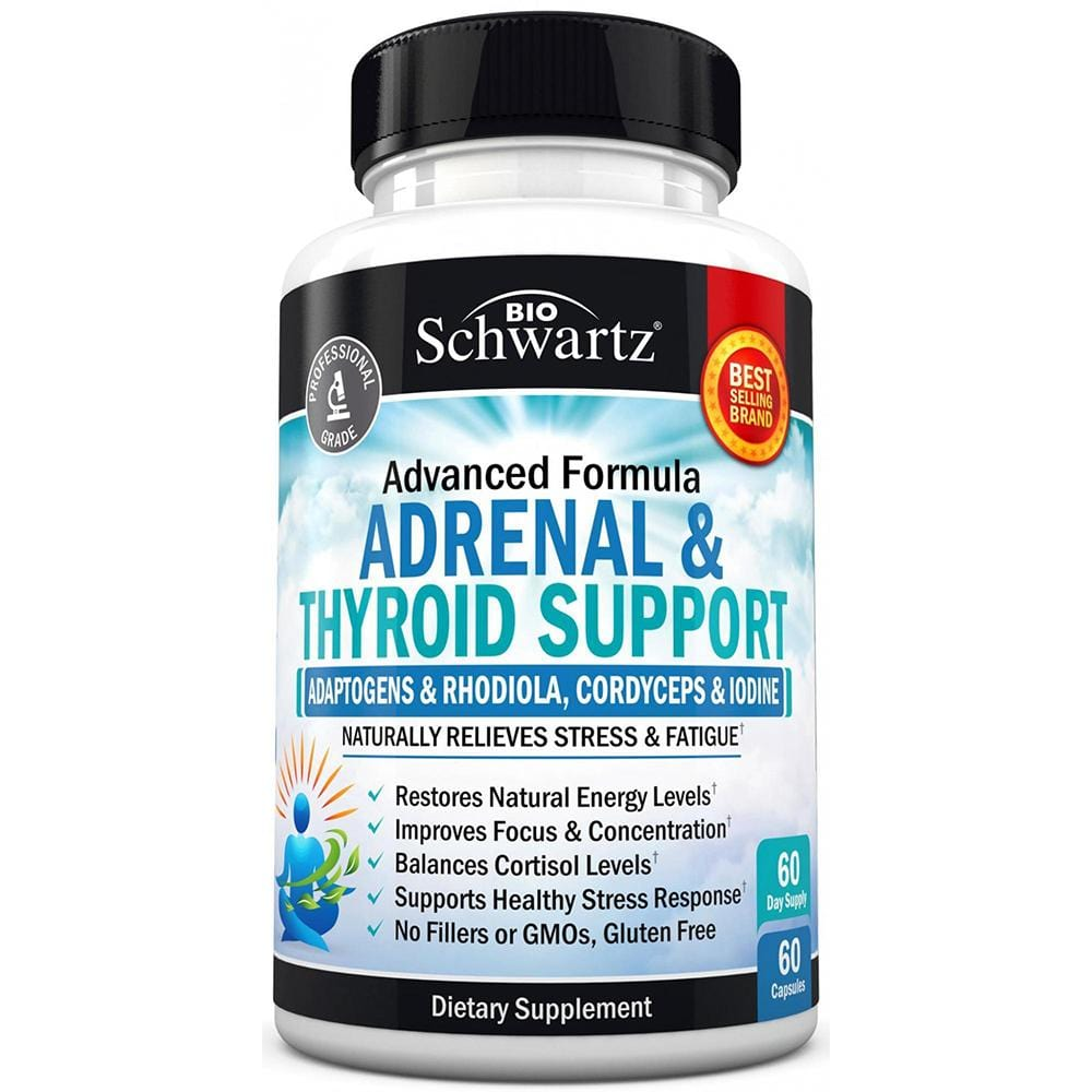 Adrenal & Thyroid Support