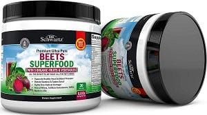 Beets Superfood Powder - Beet Root Powder with Vitamin C