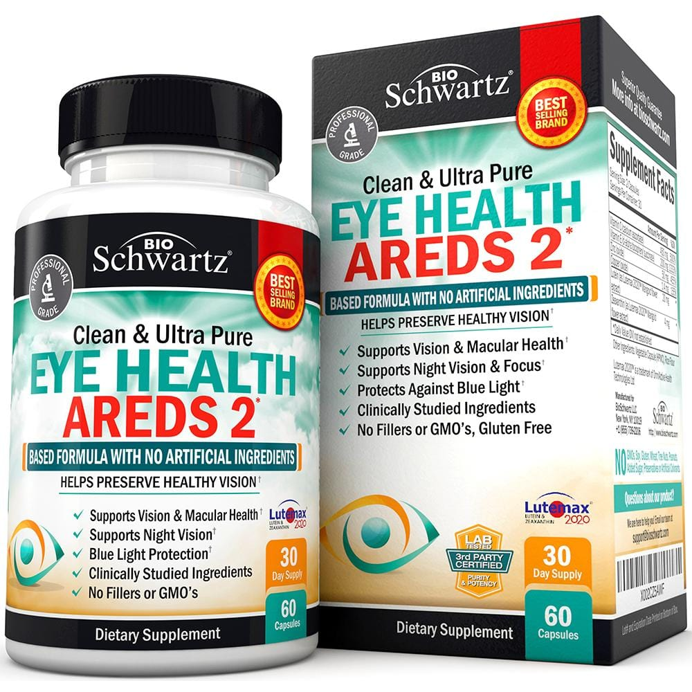 Eye Health AREDS 2 Capsules