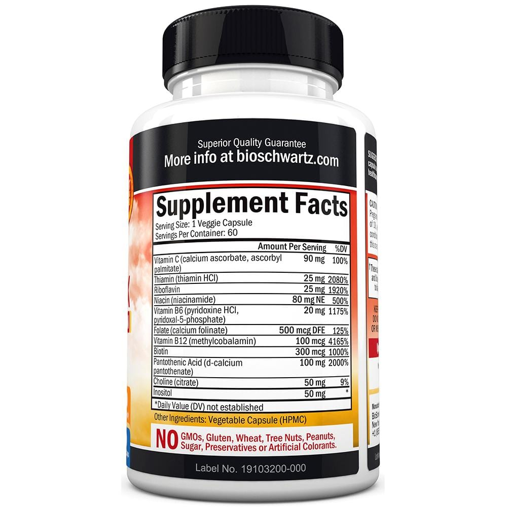 Advanced B-Complex Capsules