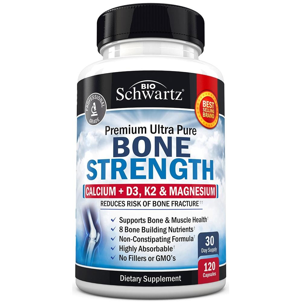 Bone Strength Capsules