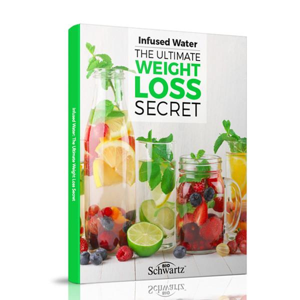 Infused Water - The Ultimate Weight Loss Secret - eBook