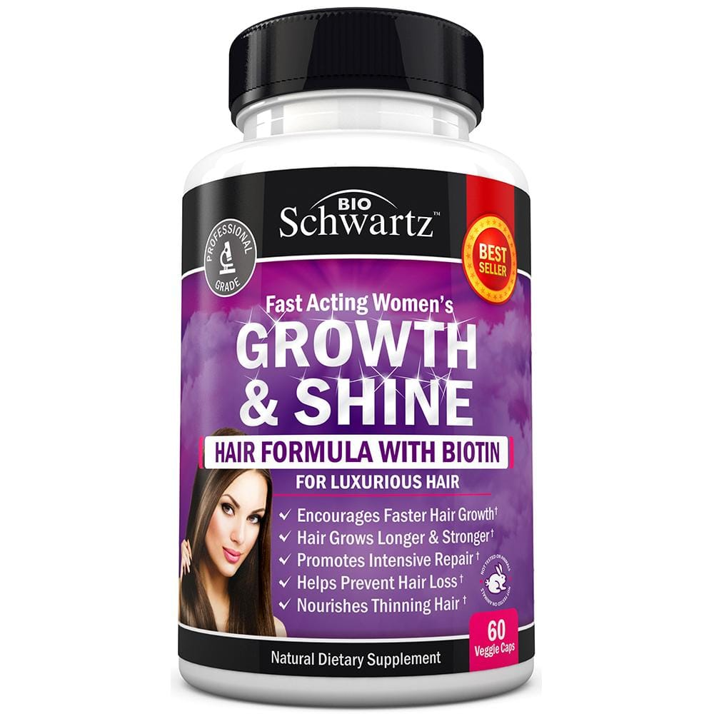 Growth and Shine Capsules