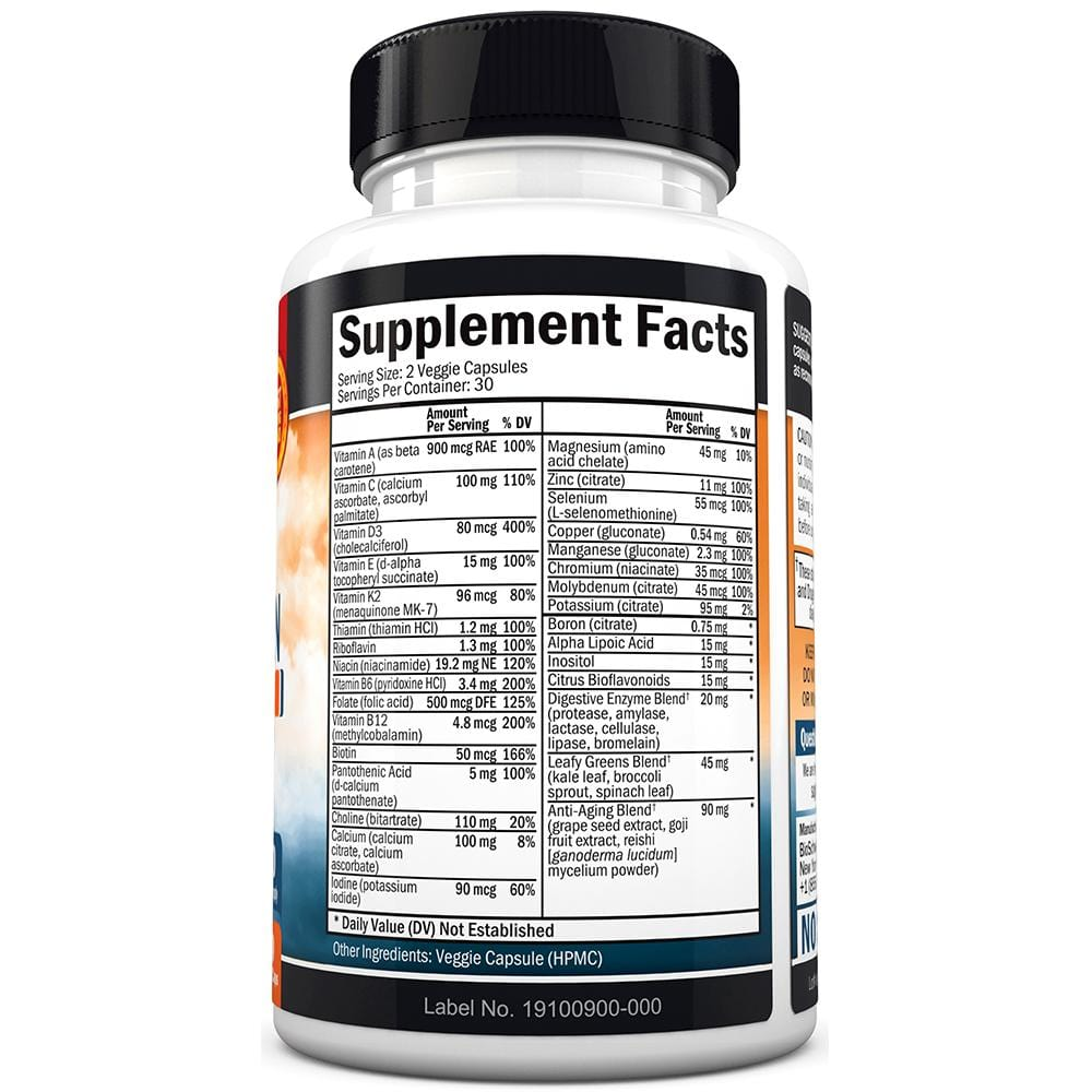 Men's Multivitamin Capsules