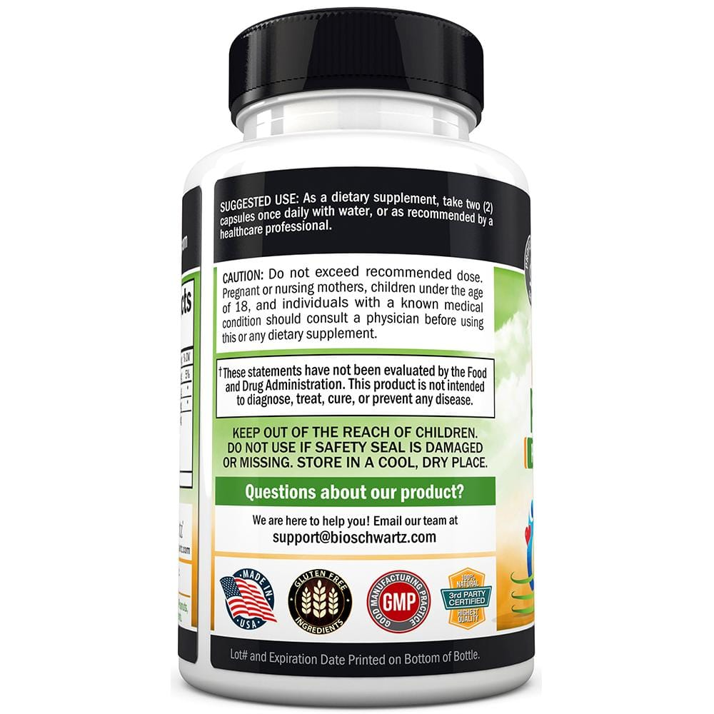 Advanced Prebiotic Capsules