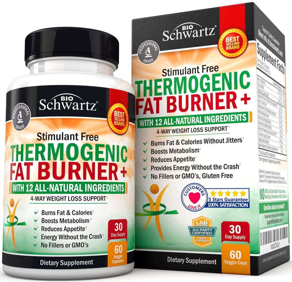 Thermogenic Fat Burner+ Capsules