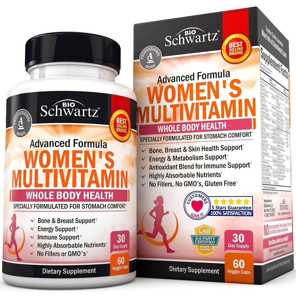 Women's Multivitamin Capsules