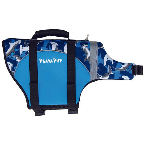 Flotation Device, Surf Blue