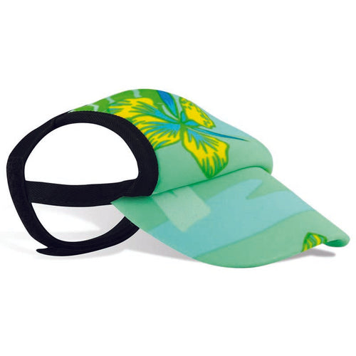 Visor, Tropical Green