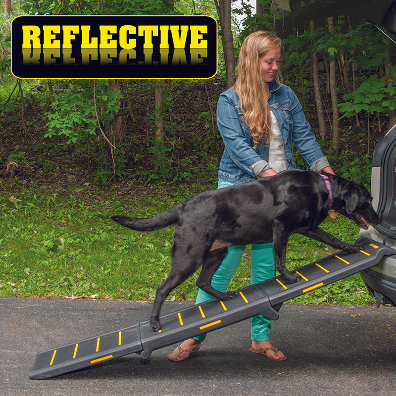 Travel Lite Tri-Fold Reflective Ramp