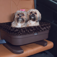 "20"" Bucket Seat Booster With Chocolate Insert"