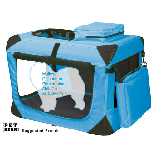 Generation II Deluxe Portable Soft Crate, 21