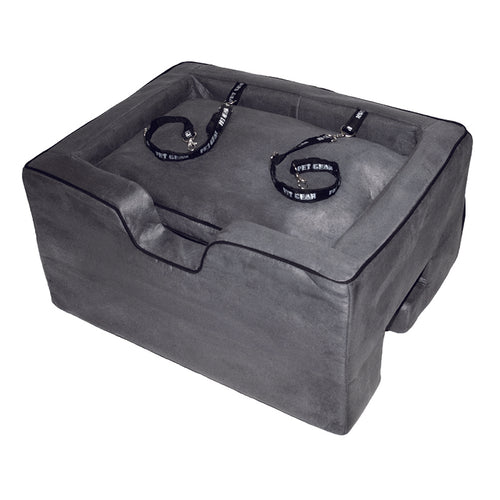 Large Car Booster, Charcoal