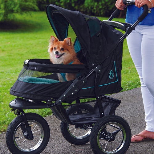 NV No-Zip Pet Stroller, Skyline