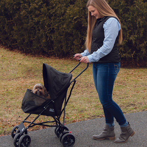 Travel Lite Stroller, Black