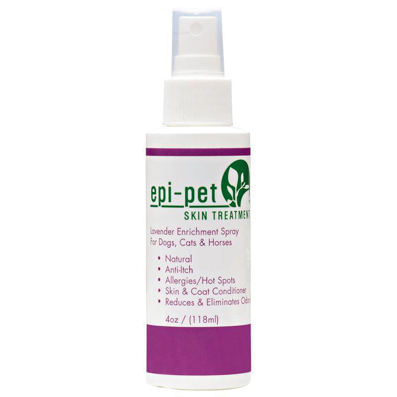Epi-Pet Skin & Coat Enrichment Spray, 4oz, Lavender