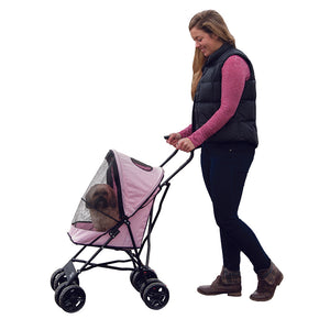 Travel Lite Stroller, Pink