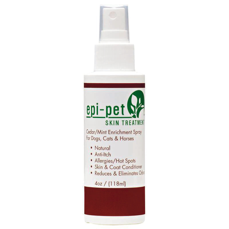Epi-Pet Skin & Coat Enrichment Spray, 4oz, Cedar/Mint