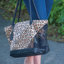 Rest & Relax Tote Bag, Jaguar
