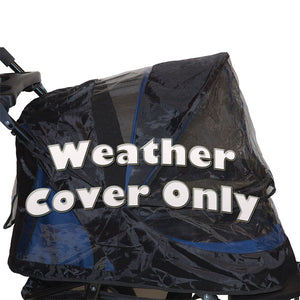 Weather Cover For No-Zip Jogger and AT3, Black