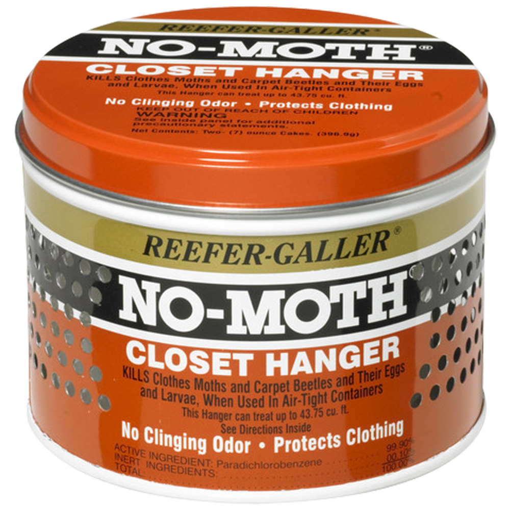 6 Reefer-Galler Linen Moth Cake