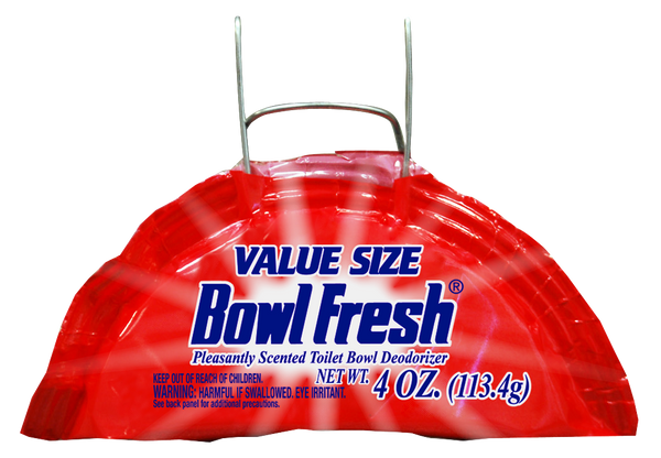 Bowl Fresh Toilet Bowl Deodorizer - 4 oz.