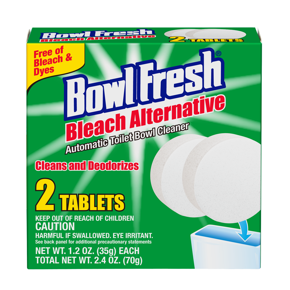 Bowl Fresh Bleach Alternative Tablet