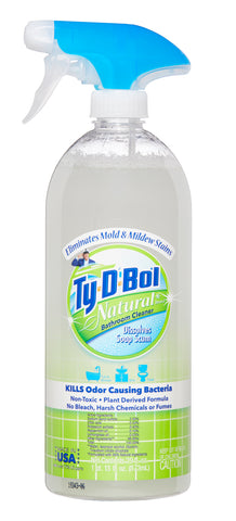 Ty-D-Bol Natural Brand Bathroom Cleaner - Twin Pack