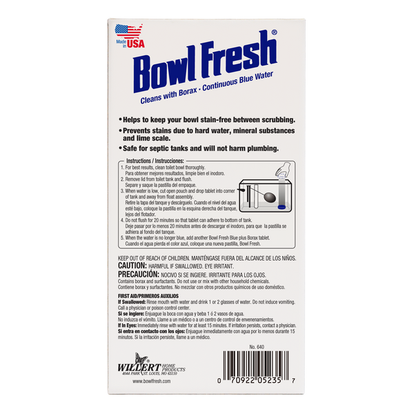 Bowl Fresh Automatic Toilet Bowl Cleaner (2 Tablet Pack)