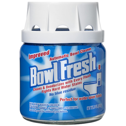 Bowl Fresh Automatic Toilet Bowl Cleaner 3 Count