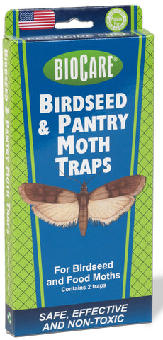 BioCare Birdseed and Pantry Moth Traps - 2 Pck