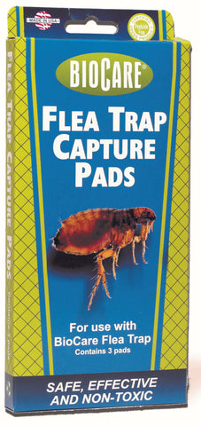 BioCare Flea Trap Capture Pads