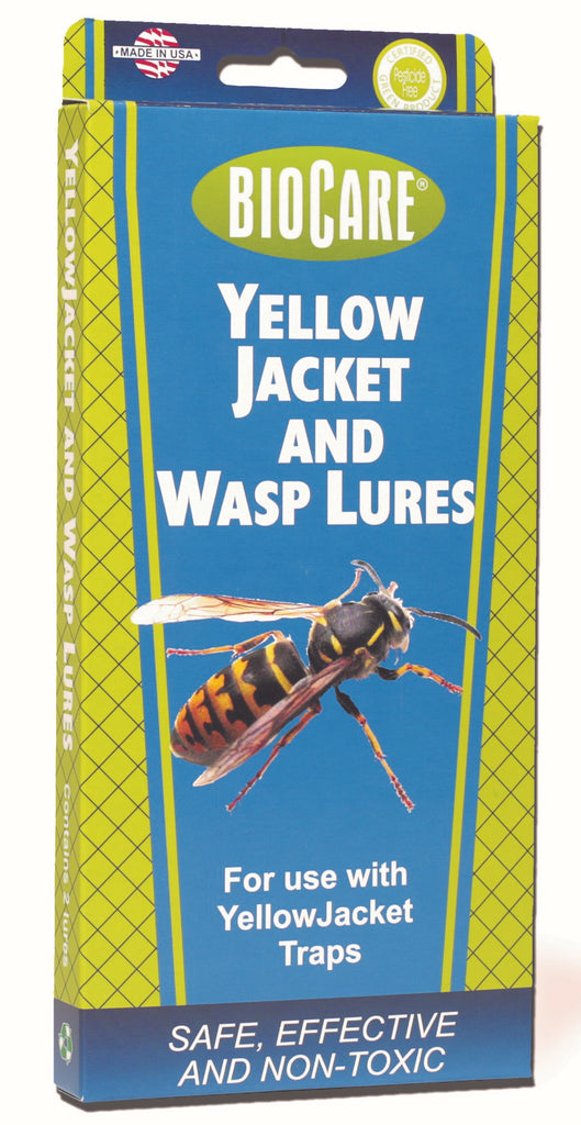 BioCare Yellow Jacket and Wasp Lures