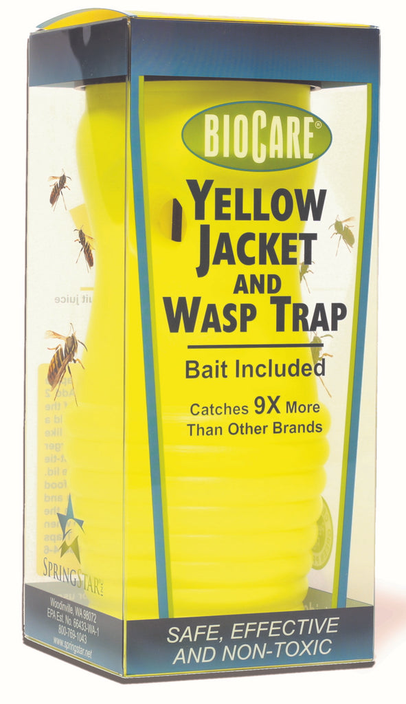 BioCare Yellow Jacket and Wasp Trap