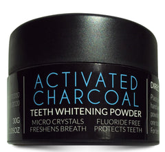 ACTIVATED CHARCOAL - 100% NATURAL & ORGANIC