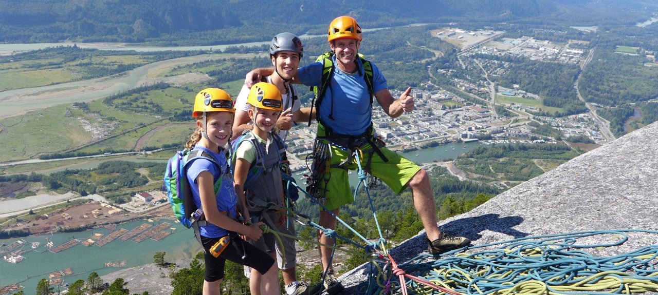 whistler core outdoor rock climbing and guiding