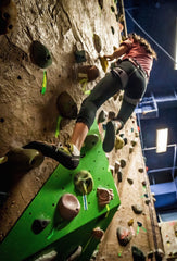 whistler core kids camp indoor rock climbing