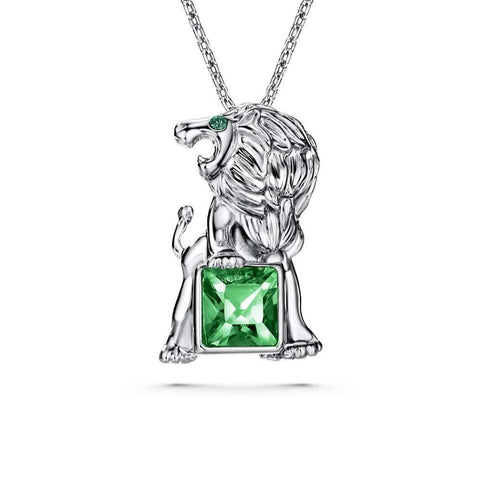 12 Degree Leo Necklace - Euro Sparkles