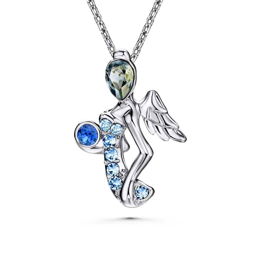 12 Degree Virgo Necklace - Euro Sparkles