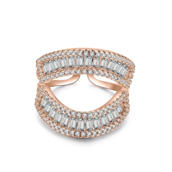 Elegancia Halo Ring