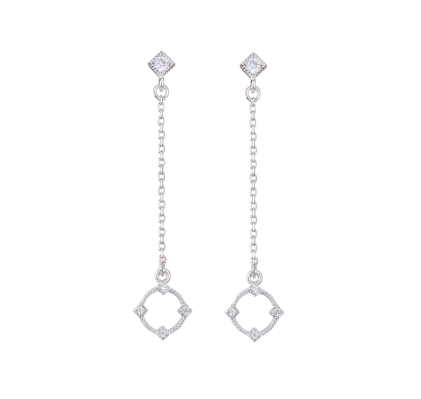 Twinkling Joy Long Studs