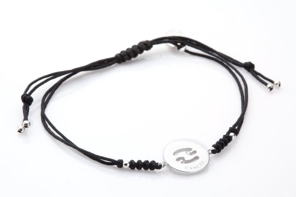 12 Degree Cancer Bracelet - Euro Sparkles