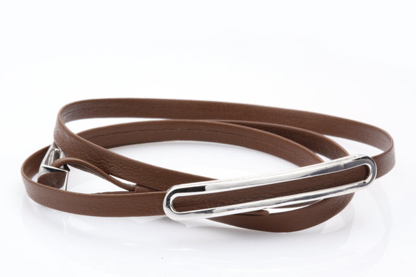 Marbella Leather Bracelet